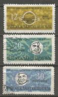 Vietnam 1963 Used Stamps Set Space - Vietnam