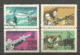 Vietnam 1968 Used Stamps  Set - Vietnam