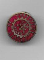 Médaille Genre Pin's. Fédération Du Centre. Sans Doute La Louvière. - Belgium