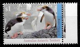 Territoire Antarctique Australien N°95 1$ Oiseau Manchot 1993 ** - Neufs