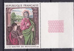 N° 1732 Oeuvres D'Art: Pierre De Bourbon Ouvre De Maître Moulins: Un Timbre Neuf Sans Charnière - France