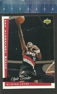 NBA UPPER DECK TRADING CARD BASKET 1993 SIGNATURE MOVES - N° 238 - GLIDING LAYUP - CLYDE DREXTER - Singles (Simples)
