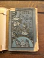 Oud Boek  KATTEN EN MUIZEN  DescLée  DE  BROUWER § Co  BRUGGE - Anciens