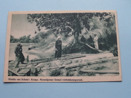 KONGO Missiën Van Scheut - Monseigneur Demol Vertrekkensgereed ( Scheut / De Beurs ) Anno 19?? ( See / Voir Photo ) ! - Misiones