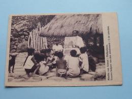 PHILIPPIJNEN Missiën Van Scheut - Trouwe Helpers Van Den Missionaris ( Scheut / De Beurs ) Anno 19?? ( See Photo ) ! - Misiones