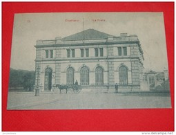 CHARLEROI -    La Poste  -  1909 - - Charleroi