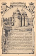 80-CHATEAU DE RAMBURES-N°1072-D/0191 - France