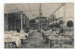 3827  Schooten  Terrasse Du Grand Hôtel De Schootenhof. F.Hoelen. Phot. Capellen - Schoten