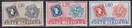 Repubblica Italiana, 1951 - Francobolli Sardi - Fil. R1 - Pos. ND - Nr.163/165 MLH* - 6. 1946-.. Repubblica