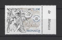 MONACO.  YT  N° 2918  Neuf **  2014 - Neufs