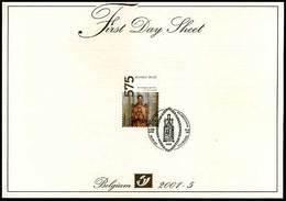 BELG.2001 2979 - FDS - Katholieke Universiteit Van Leuven - 2001-10