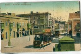 MALTE / MALTA - Piazza St Anna Floriana - Malta