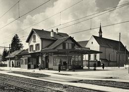 DORNACH Bahnhof Dornach-Arlesheim - SO Soleure