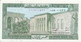 LIBAN  5 LIVRES 1986 UNC P 62 - Liban