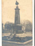 88 // DOCELLE ET XAMONTARUPT  / Monument Aux Morts   / CARTE PHOTO - France
