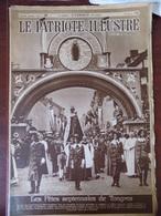 Le Patriote Illustré N° 28  Tongres - Sociétés Secrètes Indigène Du Congo - Dindons - Fête Nationale Américaine - Awirs. - Livres, BD, Revues