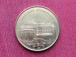 FRANCE Monnaie De Paris Le Chateau D'Amboise Non Daté ( 1998 ) - Non-datés