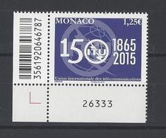 MONACO.  YT  N° 2979  Neuf **  2015 - Monaco