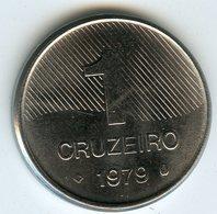 Brésil Brazil 1 Cruzeiro 1979 KM 590 - Brésil
