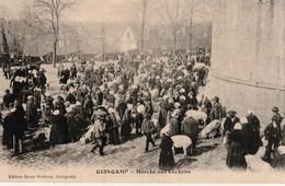 Guingamp,marché Aux Cochons - Guingamp