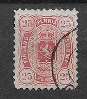 1875 USED Finland Perf 11 - 1856-1917 Amministrazione Russa