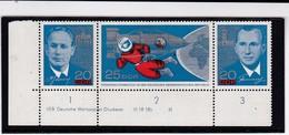 DDR, Nr. 1138/40  ZD DV** Mi. 12,- Euro (K 3646) - Nuovi