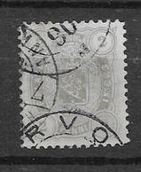 1882 USED Finland Perf 12 1/2 - 1856-1917 Amministrazione Russa