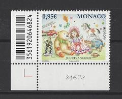 MONACO.  YT  N° 2978  Neuf **  2015 - Monaco
