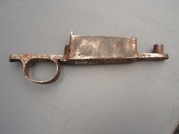Pontet, Boîtier Chargeur Du Mauser 1914-1918 - Army & War