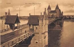 ALLEMAGNE - BONN - Die Neue Rheinbrücke - Pont - Bonn