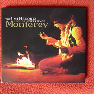 CD/  Jimi Hendrix - Live At Monterey - Rock