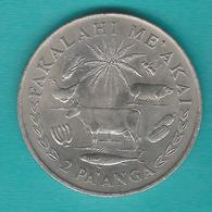 Tonga - 2 Pa'anga - 1975 - FAO (KM49) - Tonga