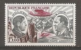 Yv. N° 48   ** MNH  15f  Pionniers Cote  9 Euro  TBE - Airmail