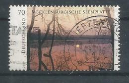 BRD 2017 Mi.Nr. 3341 , Mecklenburgische Seenplatte - Gestempelt / Used / (o) - [7] Repubblica Federale