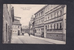 Gruss Aus Ohrdruf Gleichen Strasse Correspondance Prisonnier De Guerre Du 113 R.I. Kriegsgefangenen Lager Dest. à Tours - Allemagne