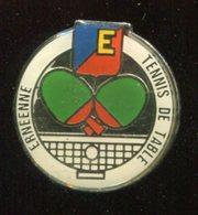 Pin's - Tennis De Table Ping Pong Ville ERNEE - Tennis De Table