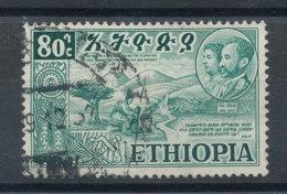 Ethiopie N°320 (o) - Etiopia