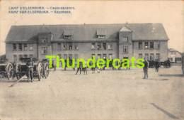 CPA CAMP D'ELSENBORN CASERNEMENTSKAMP VAN KAZERNEN - Elsenborn (camp)