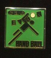 Pin's - Hand Ball EVRON - Mayenne - Handball