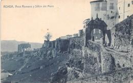 ESPAGNE - RONDA - Arco Romano Y Sillon Del Moro - Málaga