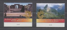 Amérique Du Sud , Patrimoine Mondial De L'humanité - Office De Genève