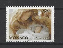 MONACO.  YT  N° 3061  Neuf **  2016 - Monaco