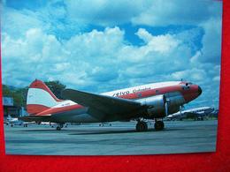 CARTOLINA AEREO CURTISS C-46 - SELVA COLOMBIA - 1946-....: Era Moderna