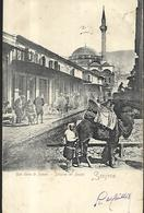 Smyrne  Rue Dans Le Bazar      CPA 1903 - Turkije