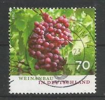 BRD 2017  Mi.Nr. 3334 , Weinbau In Deutschland - Gestempelt / Used / - [7] Repubblica Federale