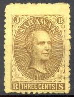 Sarawak - 1869 - Yt 1 - Premier Timbre - * Charnière - Sarawak (...-1963)