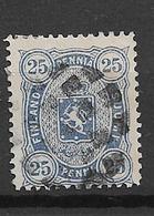 1885 USED Finland, Gestempeld - 1856-1917 Amministrazione Russa