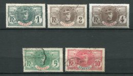 10628 SENEGAL   N° 30/1, 32/4°/(*)/*  Général Faidherbe   1906  TB - Sénégal (1887-1944)
