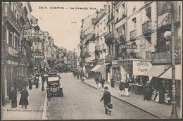 La Grande Rue, Dieppe, C.1920 - A Bettembos CPA - Dieppe