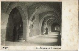 Affligem  Kloostergang  Met Trappenhuis - Affligem